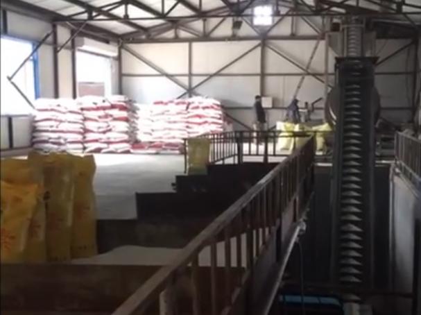 山东烟台复合肥配料系统