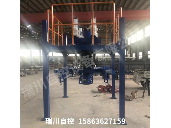 河南濮阳吨包机调试完成准备发货